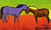 2020.10.23 ex-03 PakjeKunst, twee paarden 02