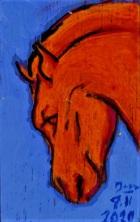2020.11.07 ex-02 PakjeKunst, rood ponyportret